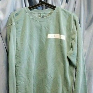 Independent Trading Company Pullover Size S Alive